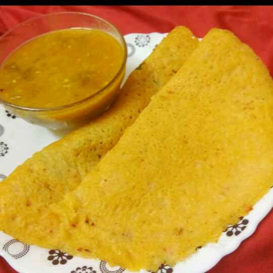 Photo of besan flour dosai by Bhavani Murugan at BetterButter