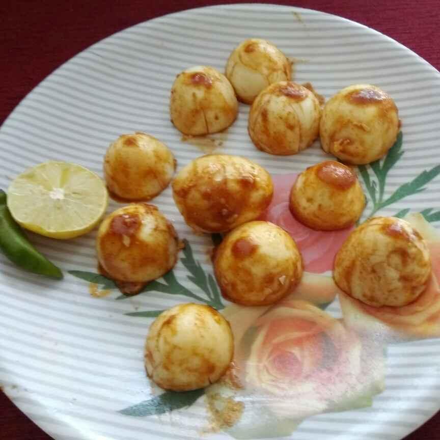 Photo of masala egg by Bhavani Murugan at BetterButter