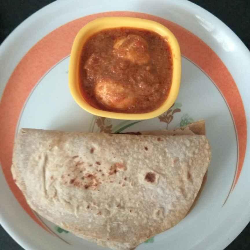 Photo of egg gravy by Bhavani Murugan at BetterButter