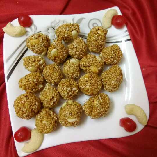 Photo of healthy balls by Bhavani Murugan at BetterButter
