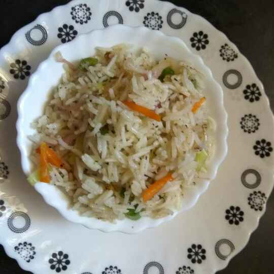 Photo of fried rice by Bhavani Murugan at BetterButter