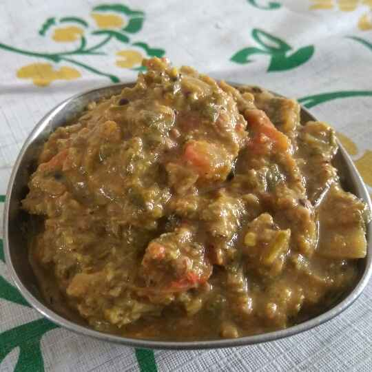 Photo of bitter gourd curry by Bhavani Murugan at BetterButter