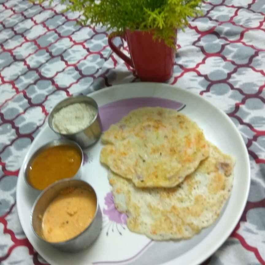 Photo of bottle gourd dosa by Bhavani Murugan at BetterButter