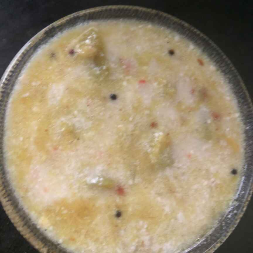 Photo of peerkangai curd pachadi by Bhavani Murugan at BetterButter