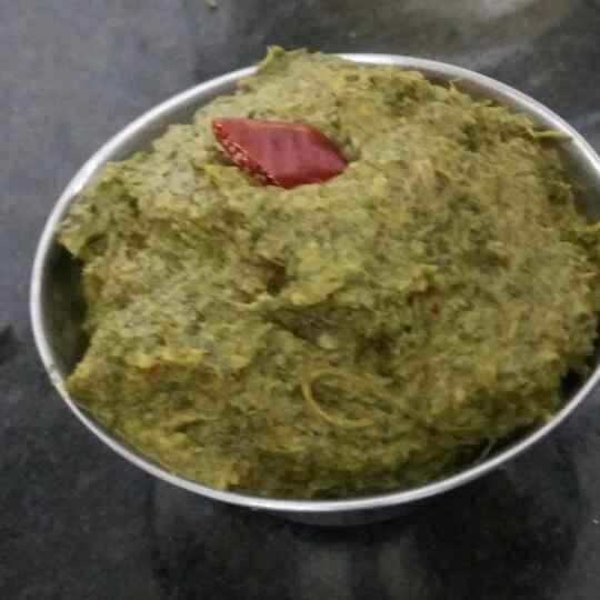 Photo of peerkangai peel chutney by Bhavani Murugan at BetterButter