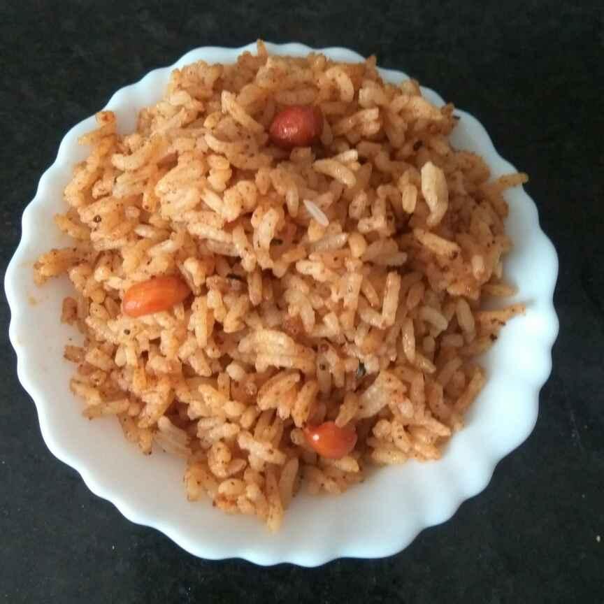 Photo of groundnut rice by Bhavani Murugan at BetterButter