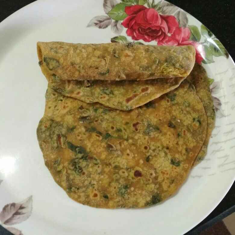 Photo of potato chapati. by Bhavani Murugan at BetterButter