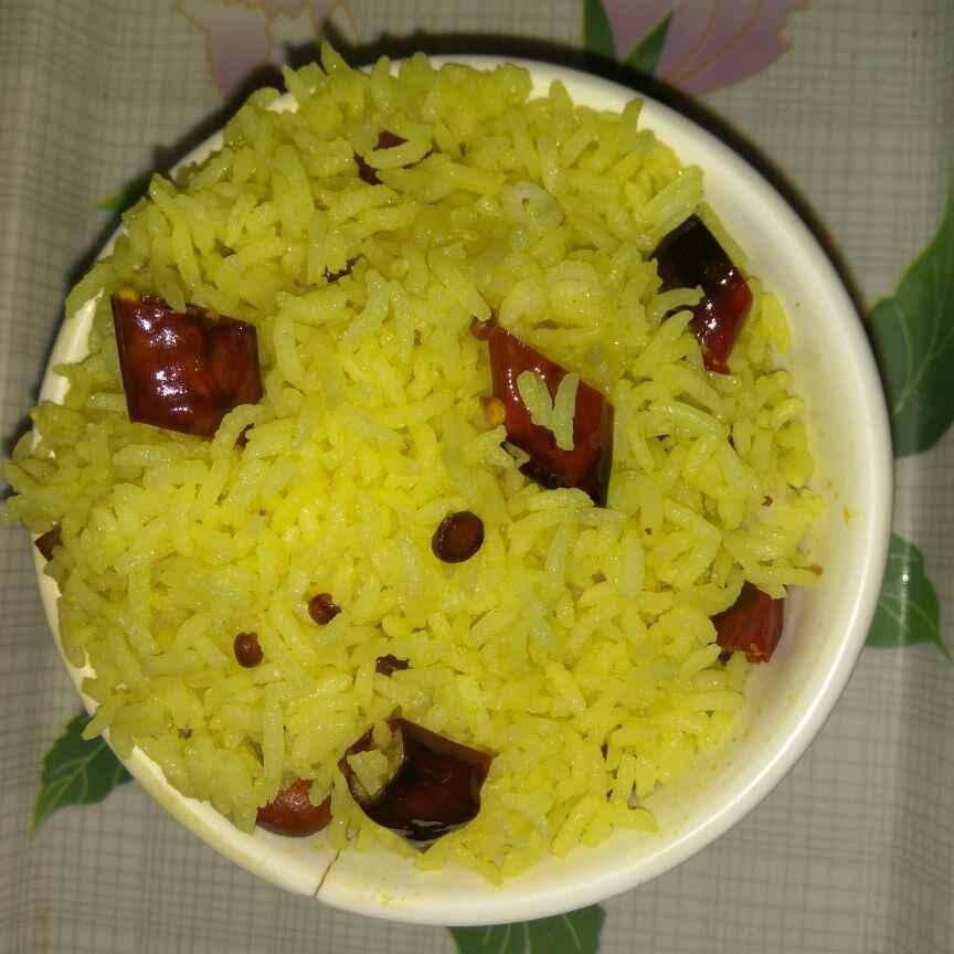 Photo of Lemon rice by Bhavani Murugan at BetterButter