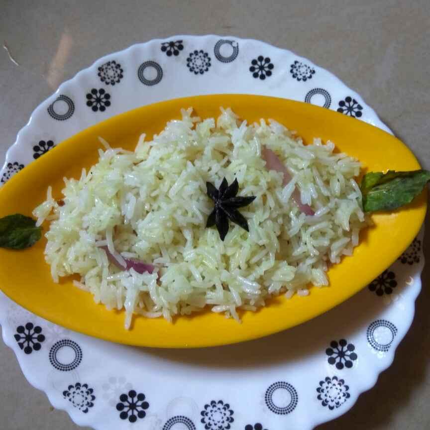 How to make நெய் ரைஸ்
