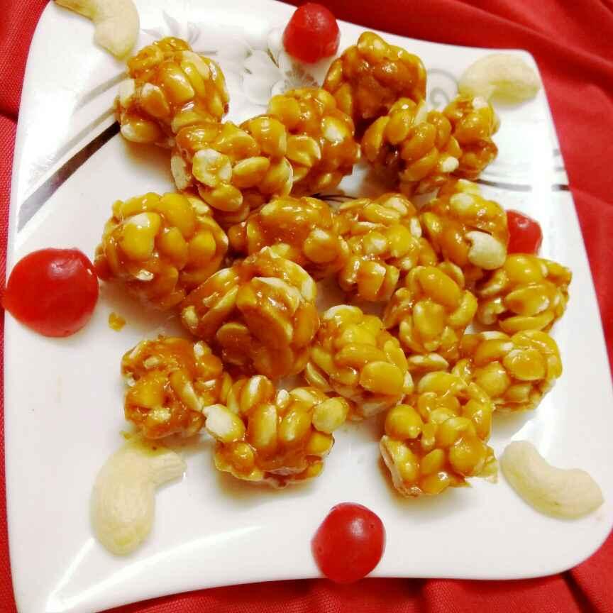 Photo of peanut candy by Bhavani Murugan at BetterButter