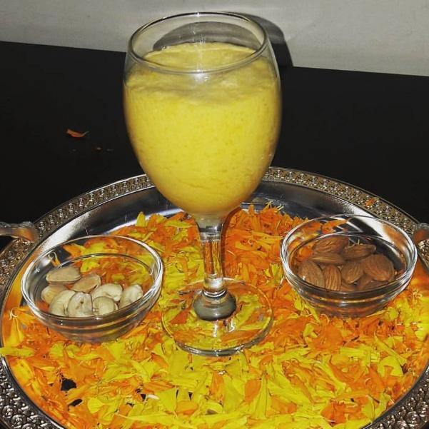 How to make mango colada