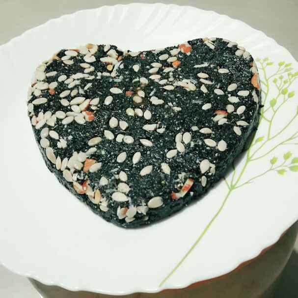 How to make Sesame dates cake