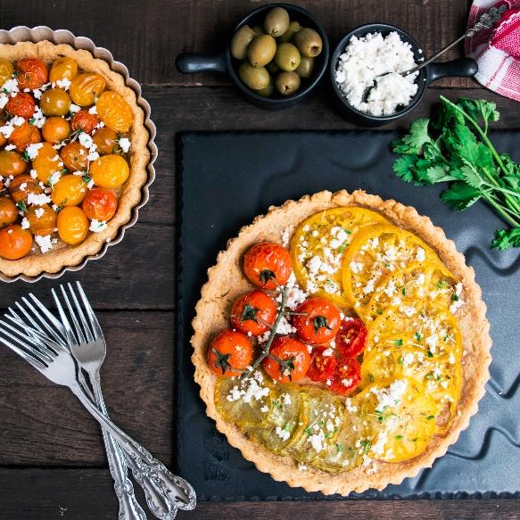 How to make Tomato Tarts