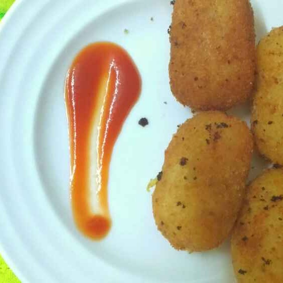 Photo of Potato Cheese Nuggets by Bhavna Mittal at BetterButter