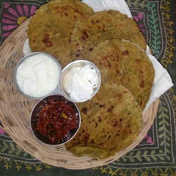 Photo of BAJRA NA DHEBRA by Bhavna Nagadiya at BetterButter