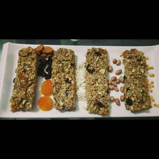 Photo of Protein bar by Bhavna Parmar at BetterButter