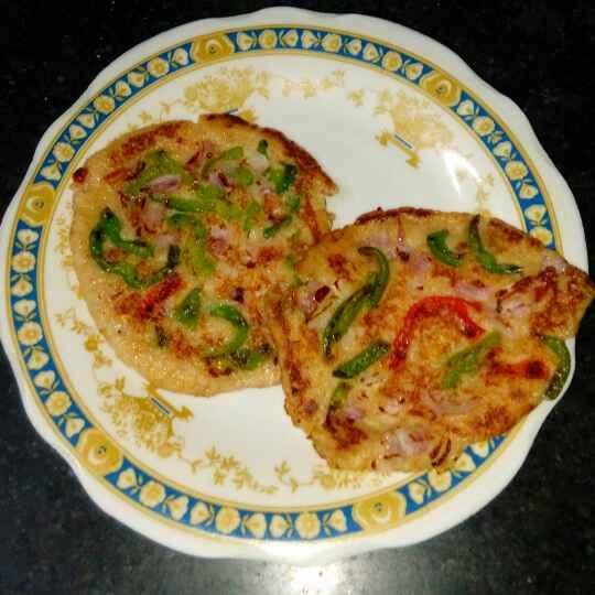 Photo of Bread uttapam by Bhawana Garg at BetterButter