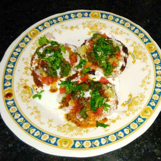 How to make Bread chatpata chaat