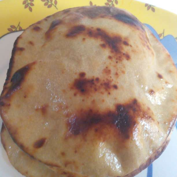 How to make Atta Kulcha