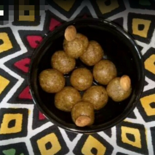 How to make Dry fruits laddo