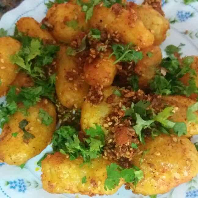 Photo of Masala bebi potato by Bhumika Gandhi at BetterButter