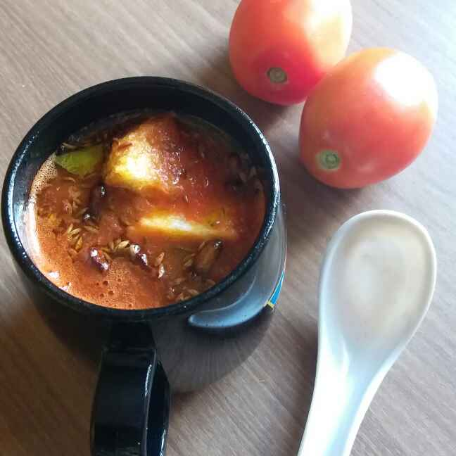 Photo of Tomato soup by Bhumika Gandhi at BetterButter