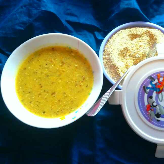 Photo of Bhedku ( spicy porridge ) by Bhumika Gandhi at BetterButter