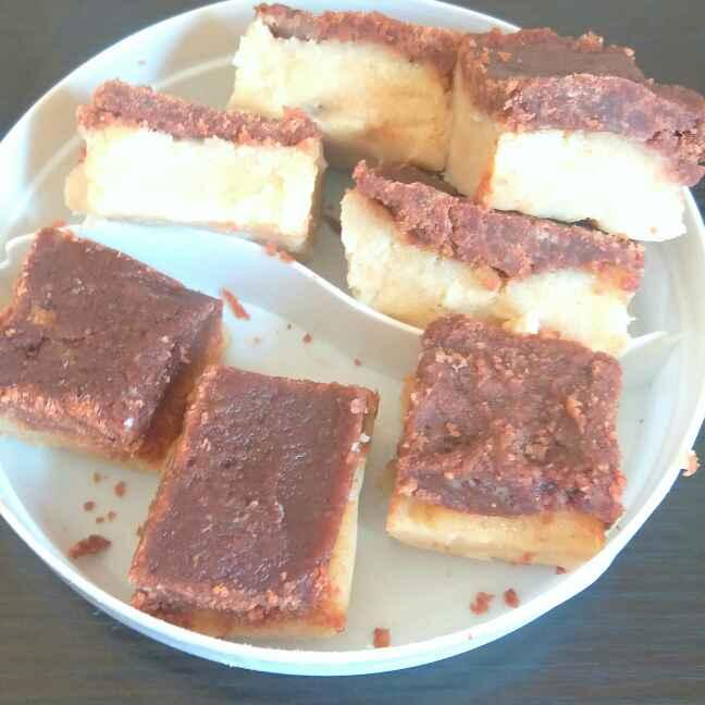 Photo of Suji ki chocolate burfi by Bhumika Gandhi at BetterButter
