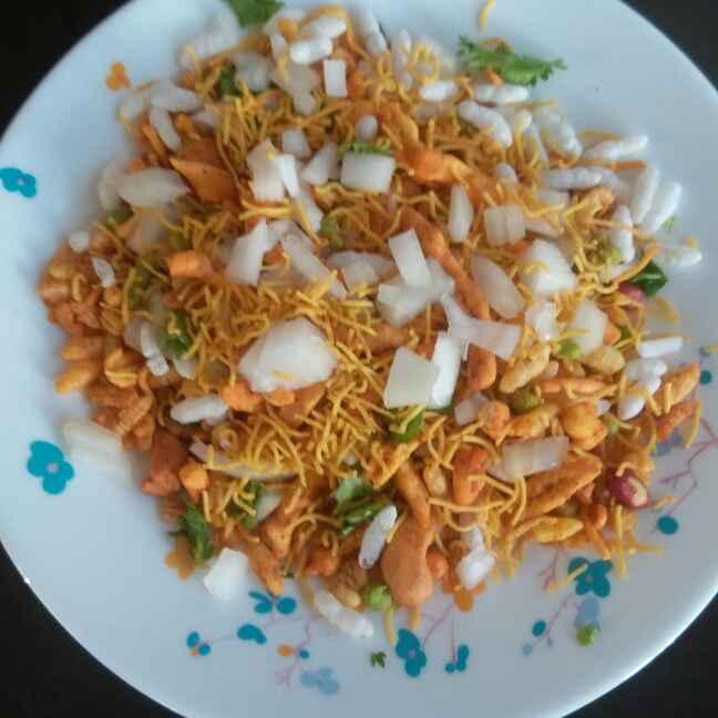 How to make Sukha bhel