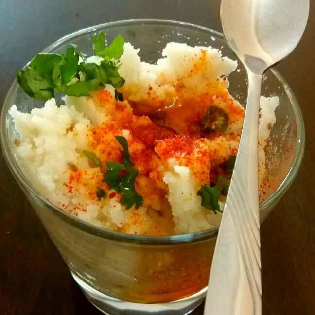 Photo of Rice khichu by Bhumika Gandhi at BetterButter