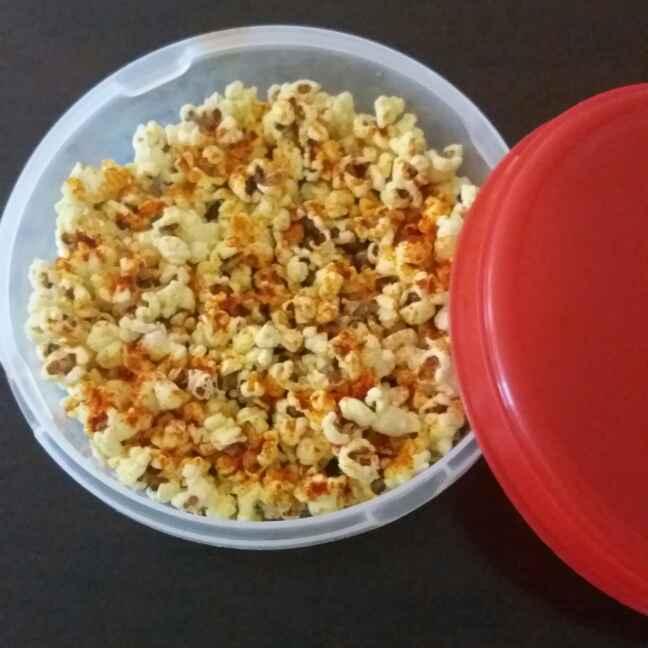 Photo of Masaledar popcorn by Bhumika Gandhi at BetterButter