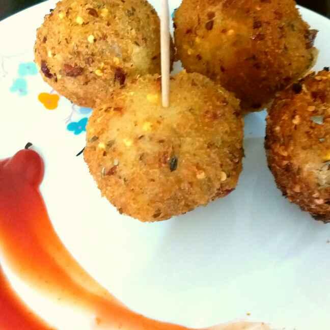 Photo of Masala potato lollipop by Bhumika Gandhi at BetterButter