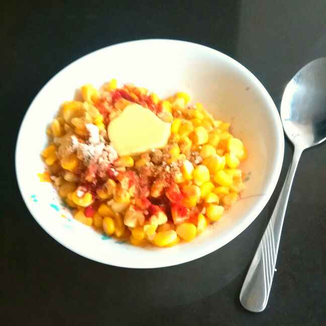 Photo of Buttery sweetcorn by Bhumika Gandhi at BetterButter