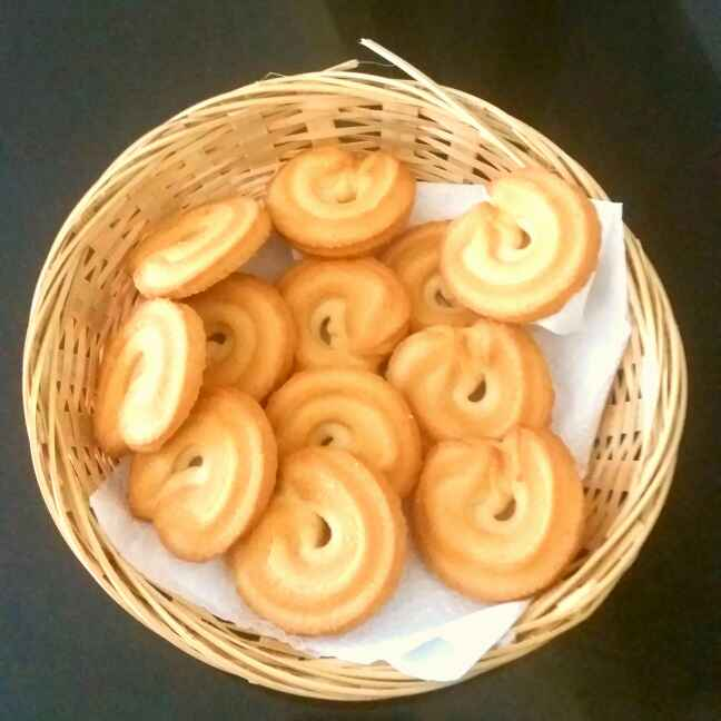 Photo of  Butter cookies by Bhumika Gandhi at BetterButter