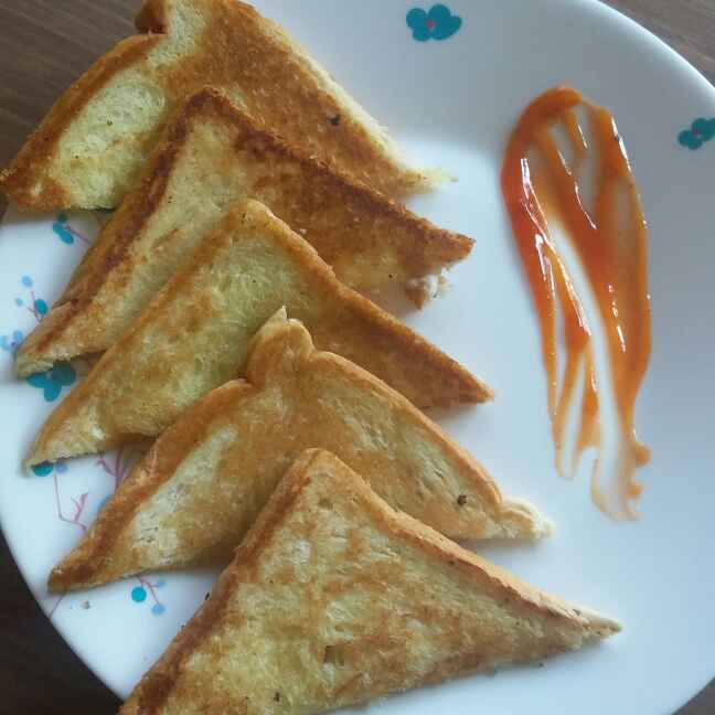 Photo of Butter toast  by Bhumika Gandhi at BetterButter