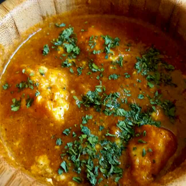 Photo of Paneer butter masala ( no onion , garlic ) by Bhumika Gandhi at BetterButter