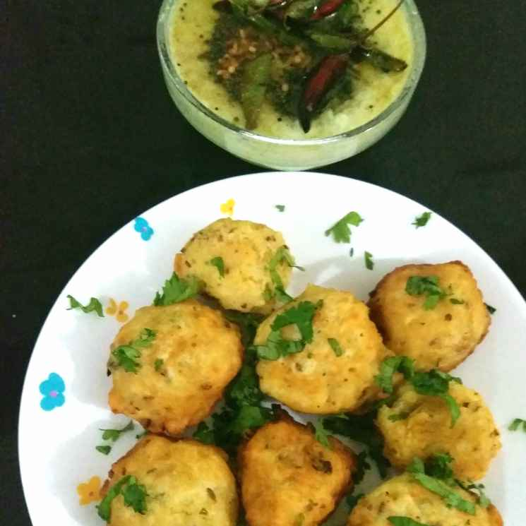How to make Mysore bonda