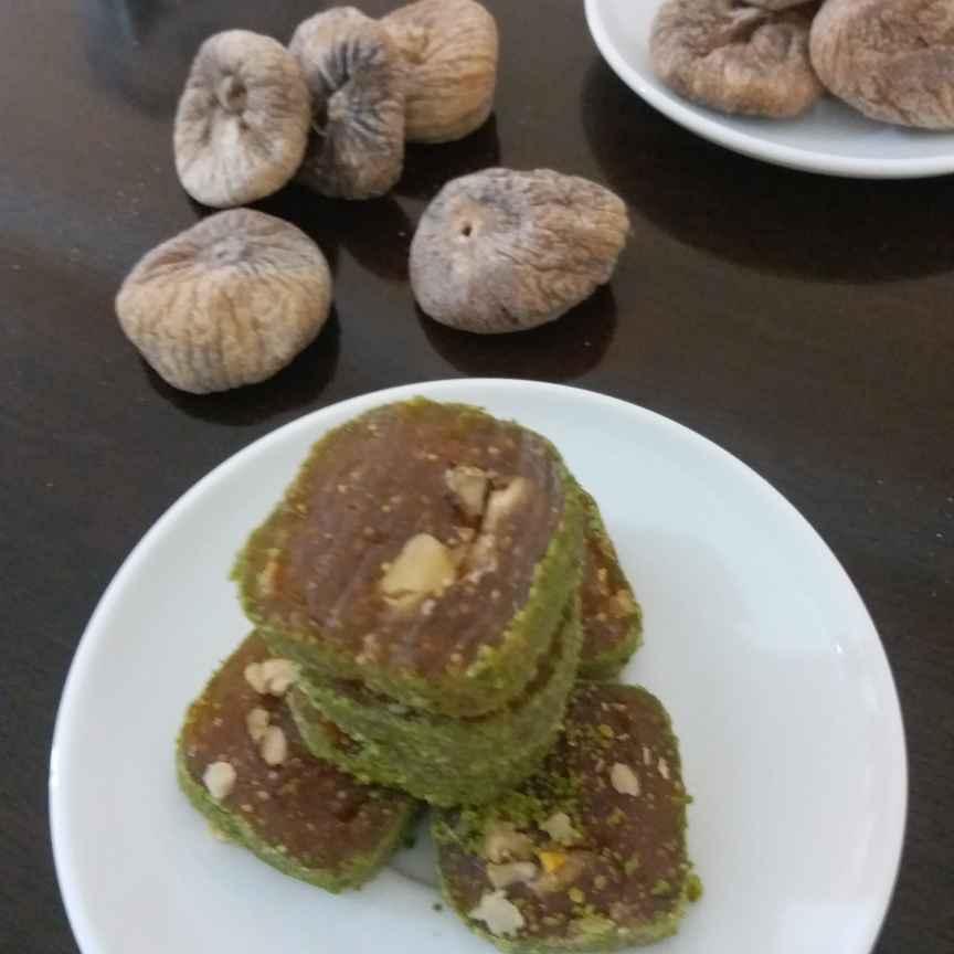 How to make fig burfi
