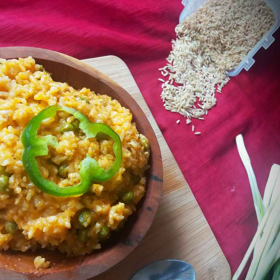 Photo of Maxican brown rice by Bhumi G at BetterButter