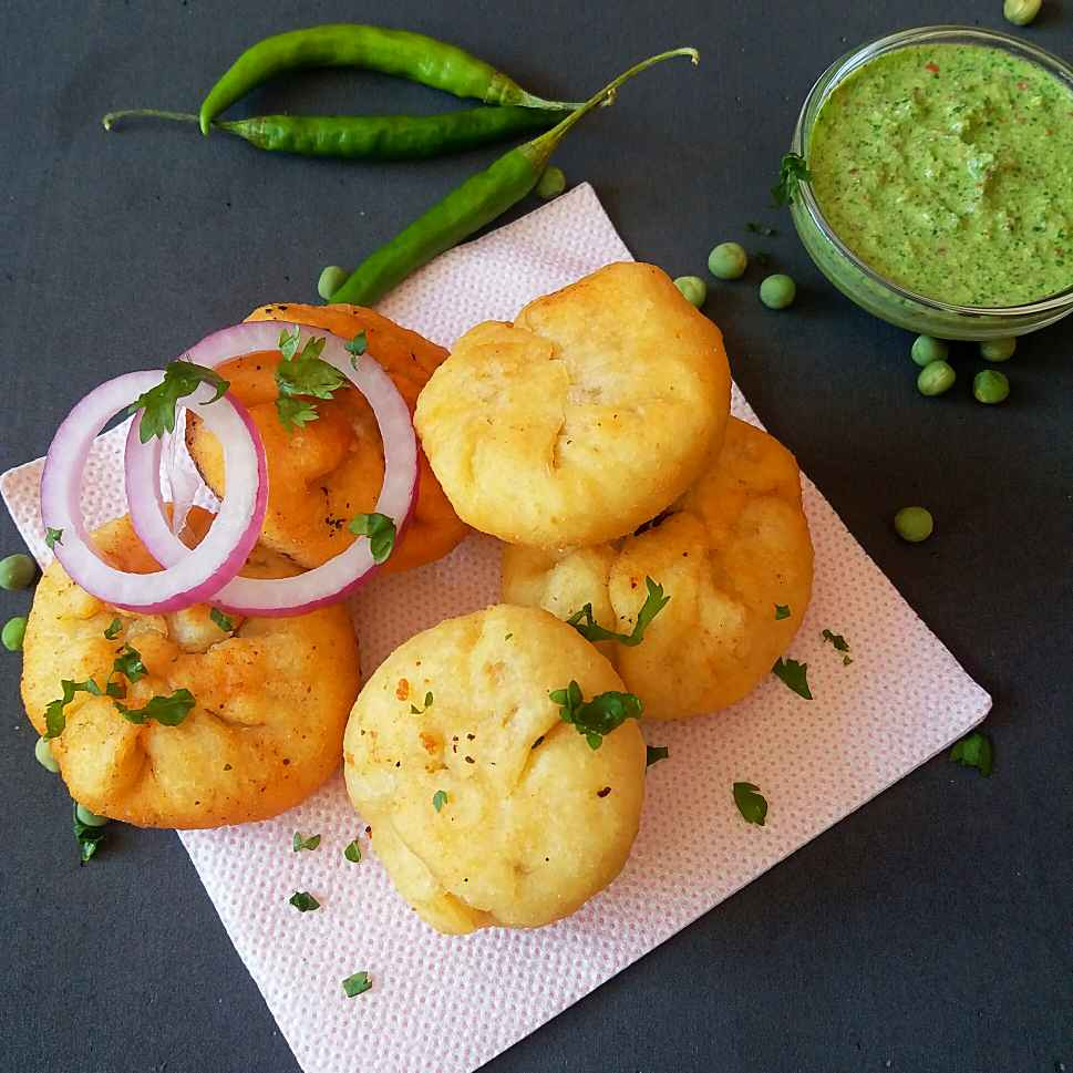 Photo of Matar kachori by Bhumika Gandhi at BetterButter