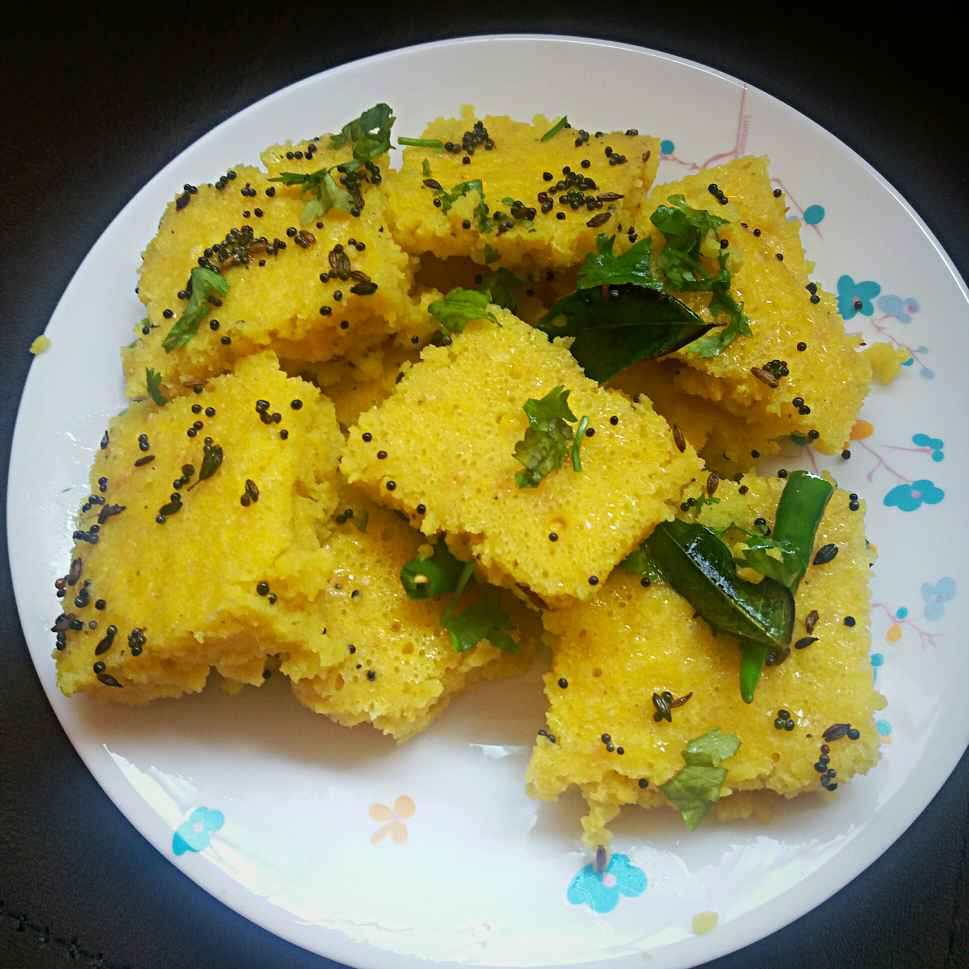 Photo of Vati dal dhokla by Bhumi G at BetterButter