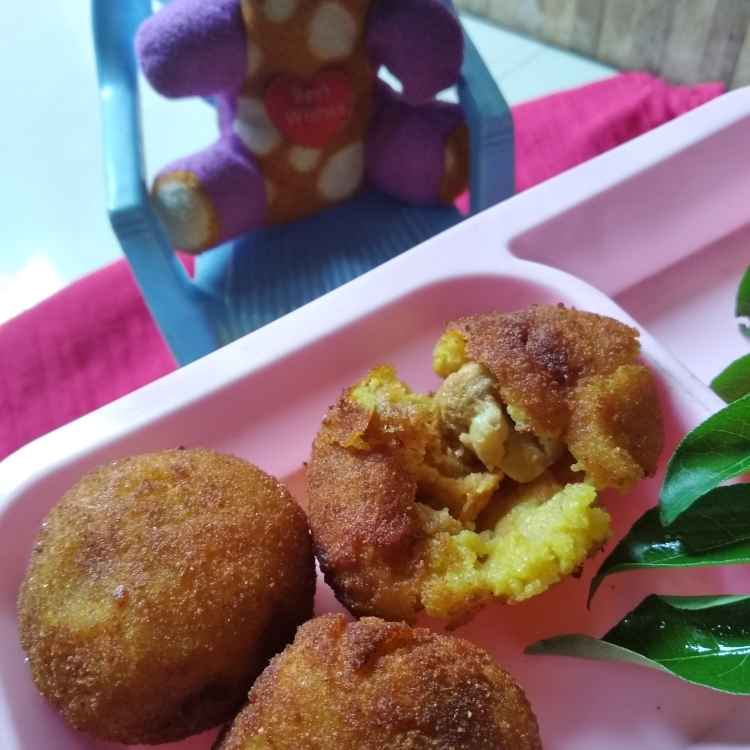 How to make Mushroom kola urundai