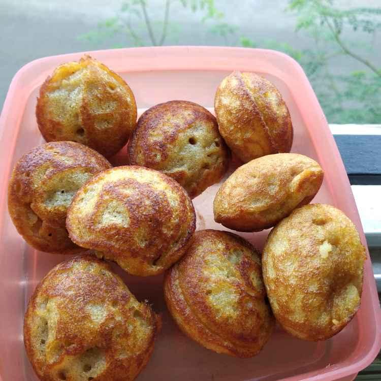 Photo of White solam sweet paniyaram by Bhuvana Selvaraj at BetterButter