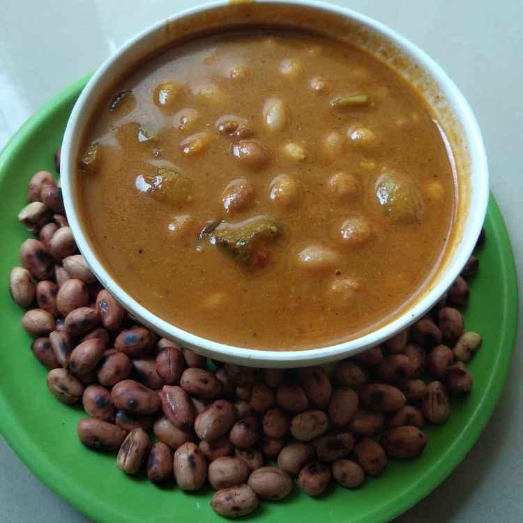 Photo of Groundnut gravy by Bhuvana Selvaraj at BetterButter