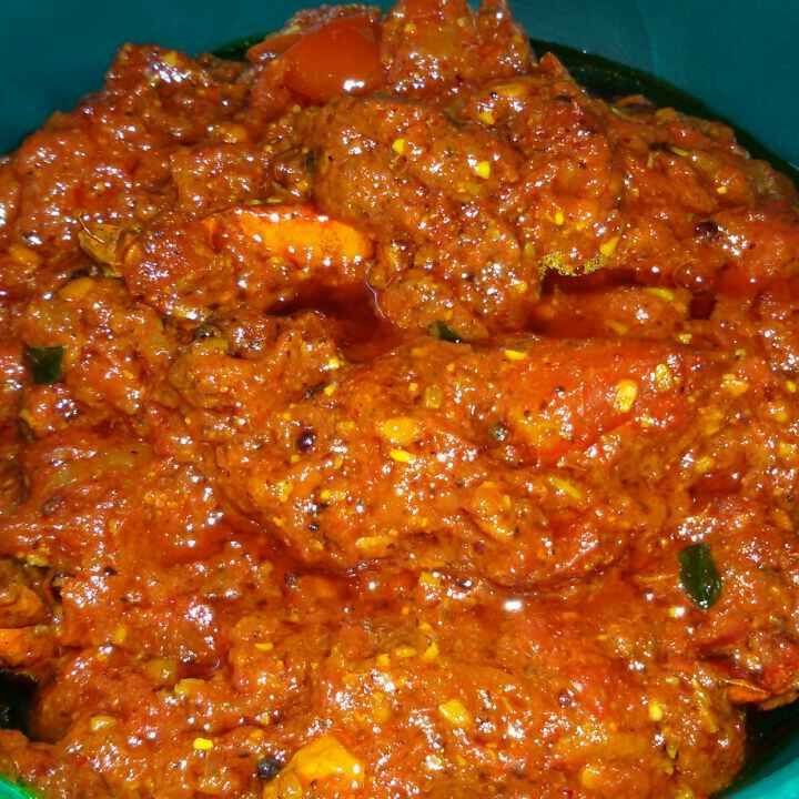 How to make Tangy Tomato Achar