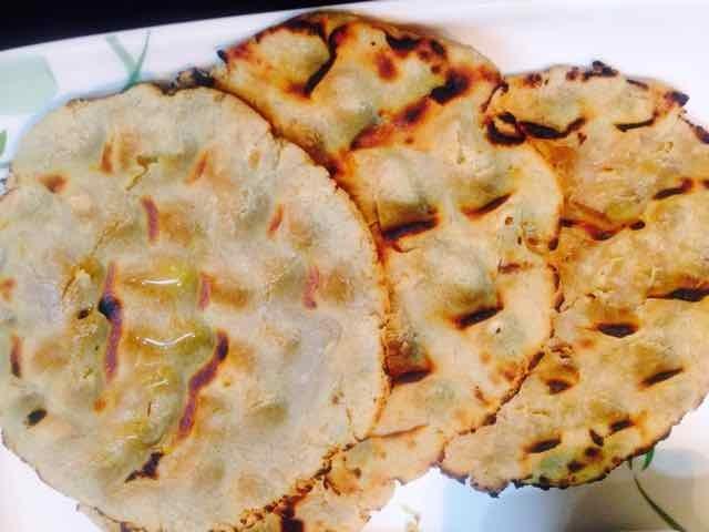 How to make khoba Roti