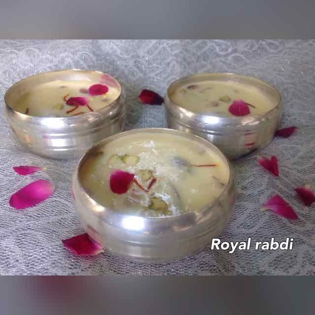 How to make Royal Rabdi