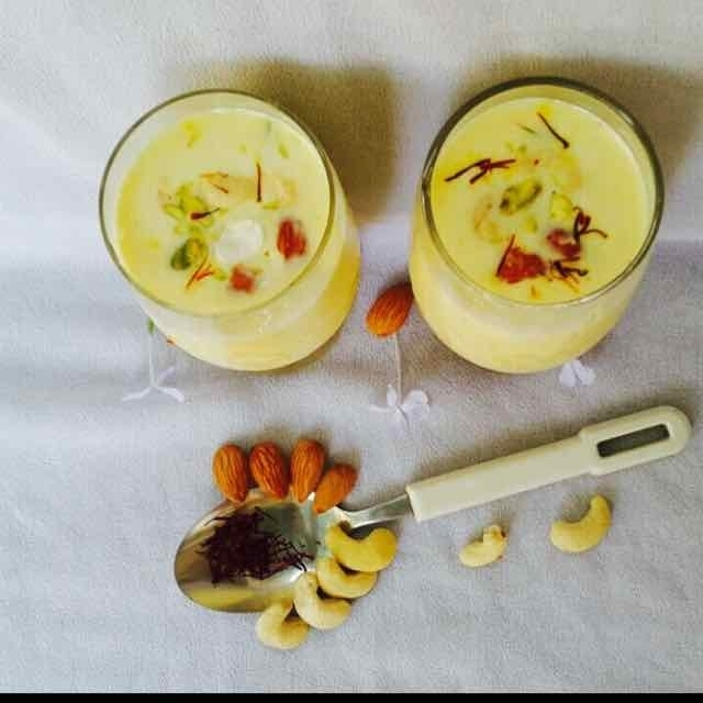 Photo of Chenna Kesar Rabdi by Bijal Parikh at BetterButter