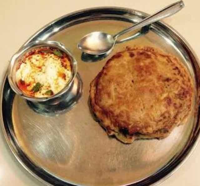How to make Farali thalipeeth