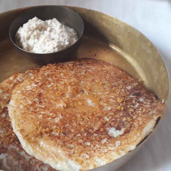 Photo of Davageiri sponge  set dosa by Bijal Thaker at BetterButter